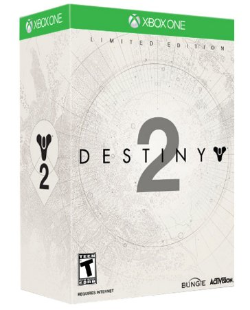 Destiny 2 Limited Edition - Xbox One
