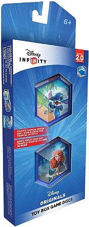 Disney Infinity Originals 2.0 Toy Box Game Disc