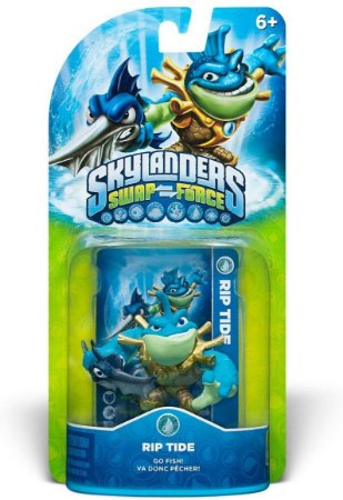 Skylanders Swap Force Rip Tide
