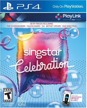Singstar Celebration PlayLink - PS4