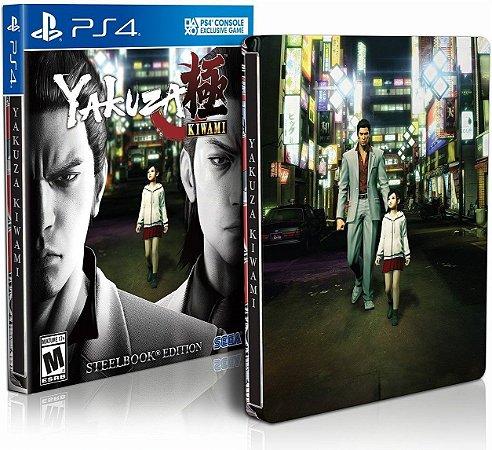 Yakuza Kiwami Steelbook Edition - PS4