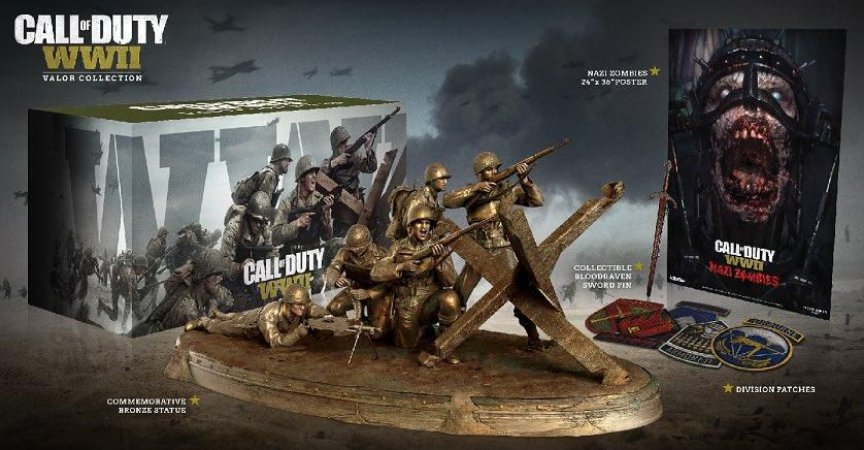 Call of Duty WWII Valor Collection - Xbox One