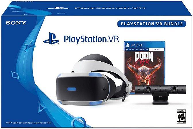 PlayStation VR Doom Bundle ZVR2 - PS4 VR