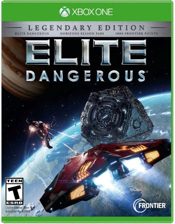 Elite Dangerous The Legendary Edition - Xbox One