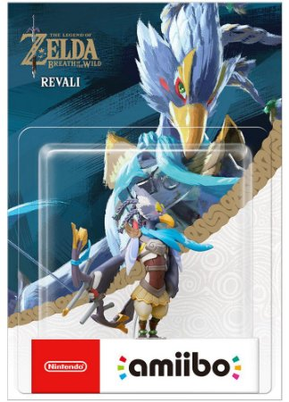 Amiibo Revali (Zelda Breath of the Wild)