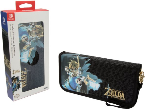 Case Console Switch Premium Zelda Edition PDP - Switch