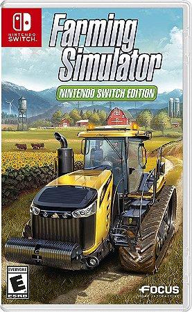 Farming Simulator Nintendo Switch Edition - Switch