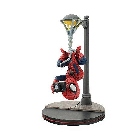 Spider-Man Spider Cam Q-Fig Diorama QMx