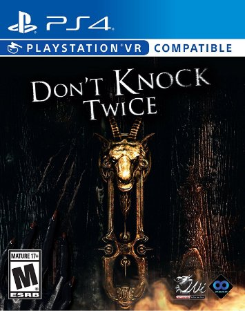 Don't Knock Twice - PS4 VR