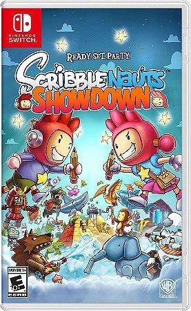 Scribblenauts Showdown - Switch