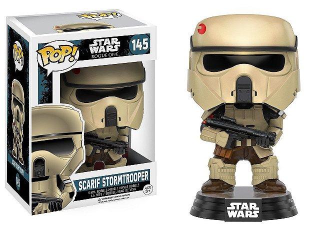Funko POP Star Wars Rogue One 145 Scarif Stormtrooper