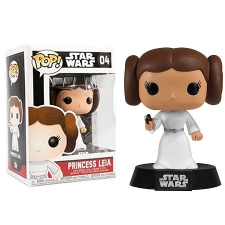 Funko Pop Star Wars 04 Princess Leia