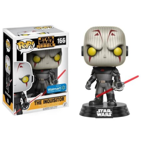 Funko Pop Star Wars Rebels 166 The Inquisitor Exclusive