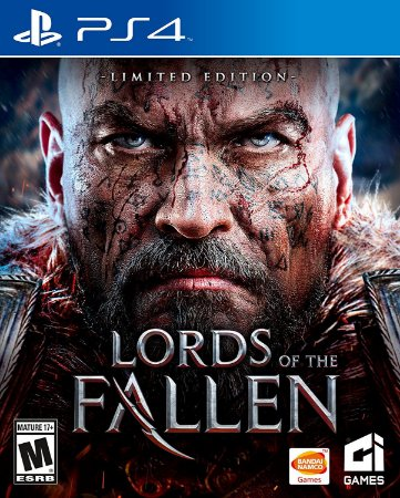 Lords Of The Fallen Limited Edition - PS4