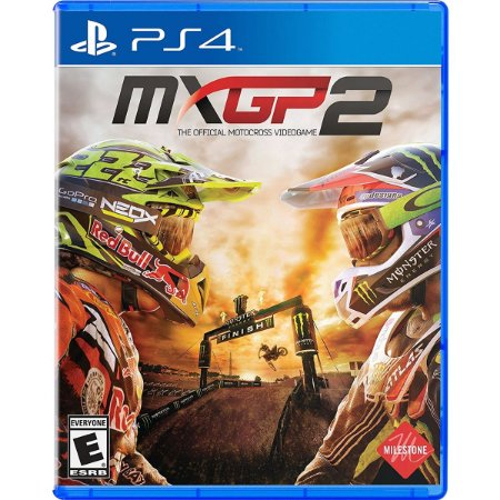 MXGP 2 The Official Motocross Videogame - PS4