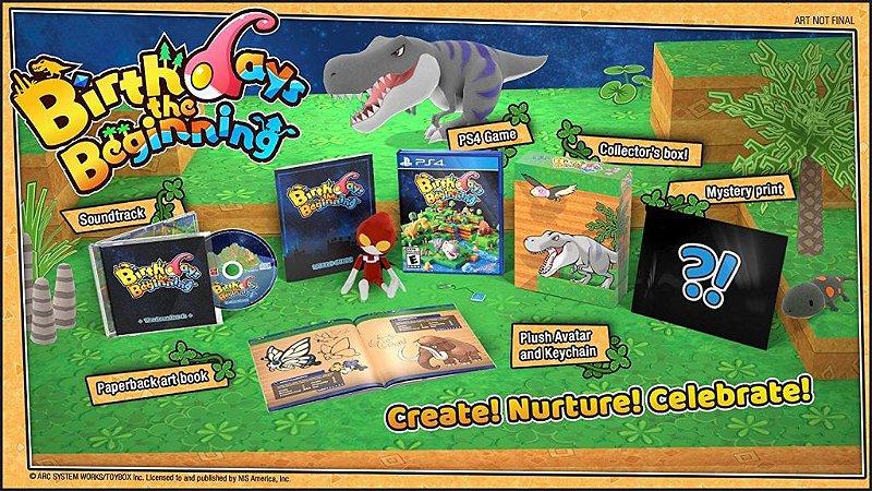 Birthdays The Beginning: Limited Edition - PS4