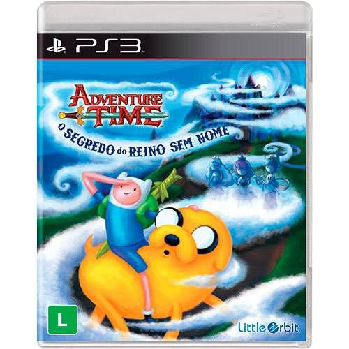 Adventure Time: O Segredo do Reino Sem Nome - PS3