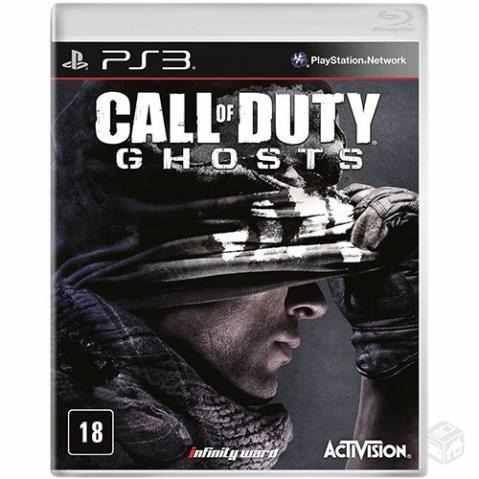 Call Of Duty: Ghosts - Em Português - PS3