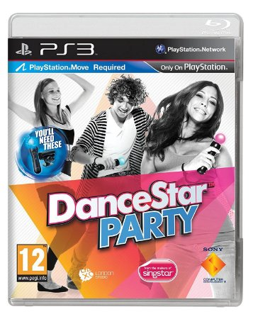 DanceStar Party Move - PS3