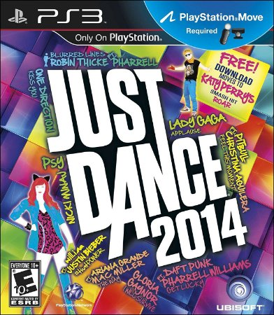 Just Dance 2014 Move - PS3
