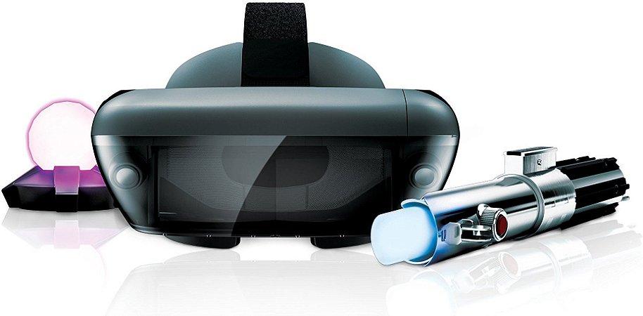 Lenovo Star Wars Jedi Challenges Realidade Virtual Aumentada