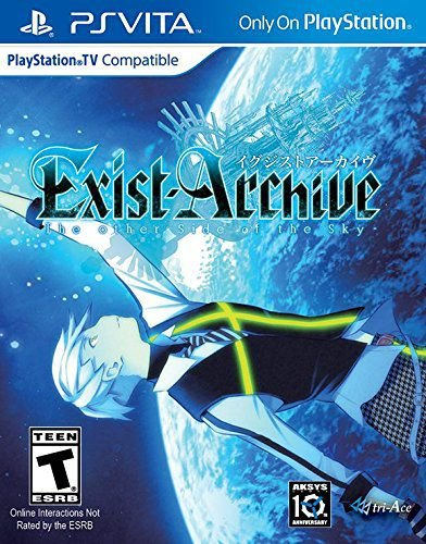 Exist Archive The Other Side Of The Sky - PS Vita