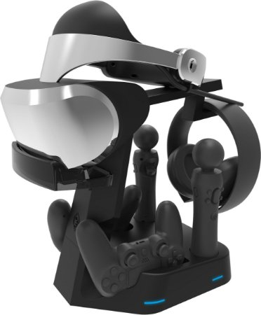 PSVR Showcase Rapid AC VR Charge e Display Stand