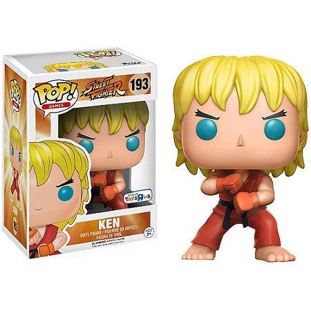 Funko Pop Street Fighter 193 Ken