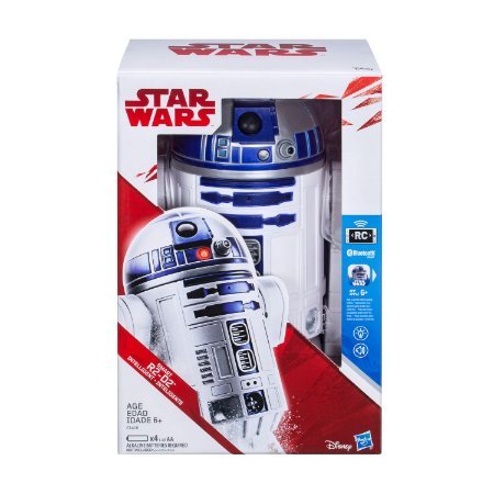 Star Wars The Last Jedi Smart R2-D2 Controlado por App