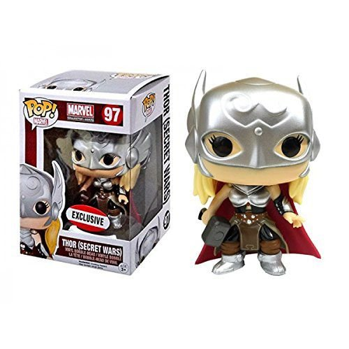 Funko POP Marvel 97 Thor Secret Wars Exclusive
