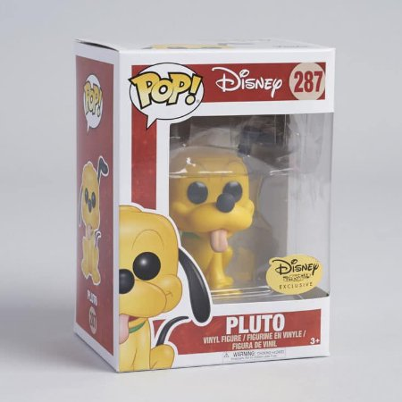 Funko Pop Disney Mickey 287 Pluto Exclusive