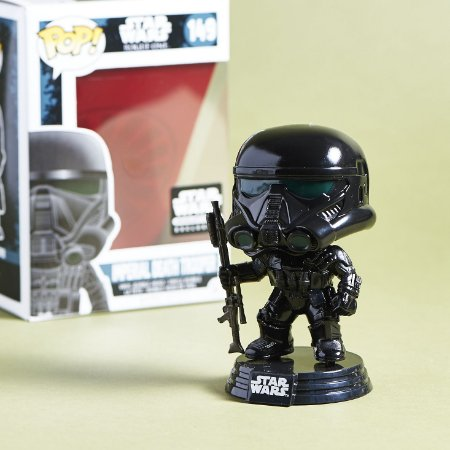 Funko Pop Star Wars Rogue One 149 Imperial Death Trooper Exclusive