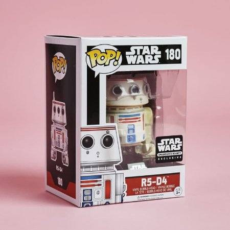 Funko Pop Star Wars 180 R5-D4 R5D4 Droid Exclusive