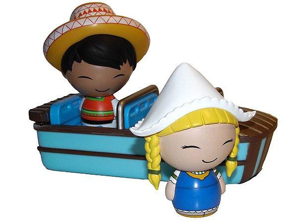 Funko Dorbz Ridez Disney Treasures 36 It's a Small World Boat