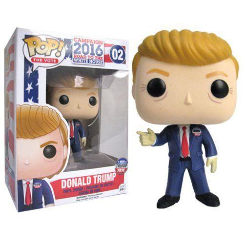 Funko Pop Campaign 2016 02 Donald Trump