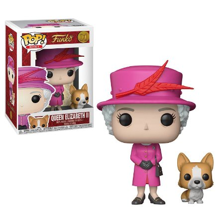 Funko Pop Royal Family 01 Queen Elizabeth II