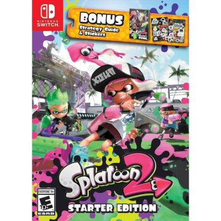 Splatoon 2 Starter Edition - Switch