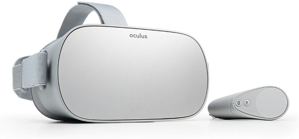 Oculus Go VR Headset 32GB