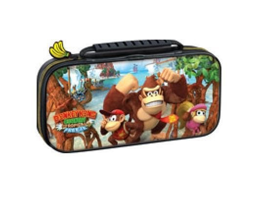 Deluxe Game Travel Case Donkey Kong Country Tropical Freeze