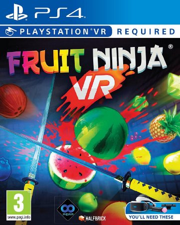 Fruit Ninja VR - PS4 VR