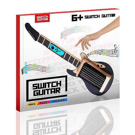 Labo Cardboard Guitar p/ Switch Toy-Con - MENEEA