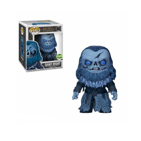 Funko Pop  Game of Thrones 60 Giant Wight Limited Edition