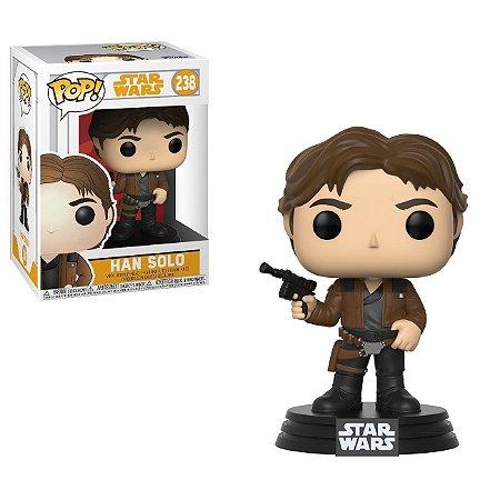 Funko Pop Star Wars Han Solo 238 Young Han Solo