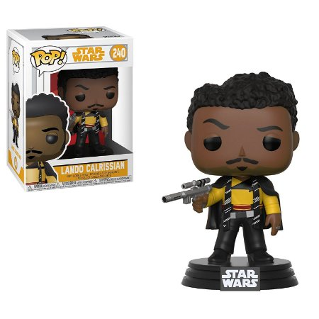 Funko Pop Star Wars Han Solo 240 Lando Calrissian