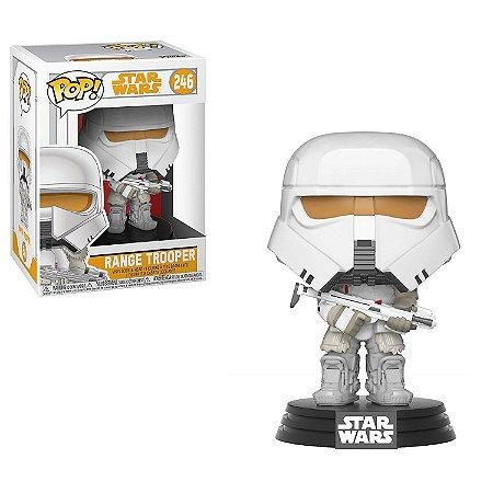 Funko Pop Star Wars Han Solo 246 Range Trooper