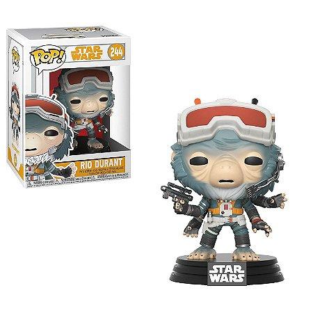Funko Pop Star Wars Han Solo 244 Rio Durant