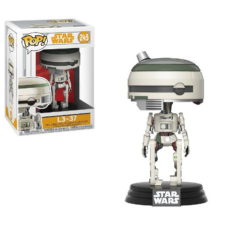 Funko Pop Star Wars Han Solo 245 L3-37