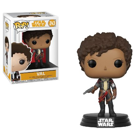 Funko Pop Star Wars Han Solo 243 Val