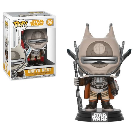 Funko Pop Star Wars Han Solo 247 Enfys Nest