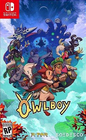 Owlboy - Switch